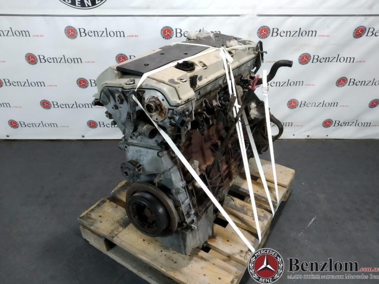 Двигатель 2.8 М104.941, пробег 240тис.км  Mercedes W202 /70
