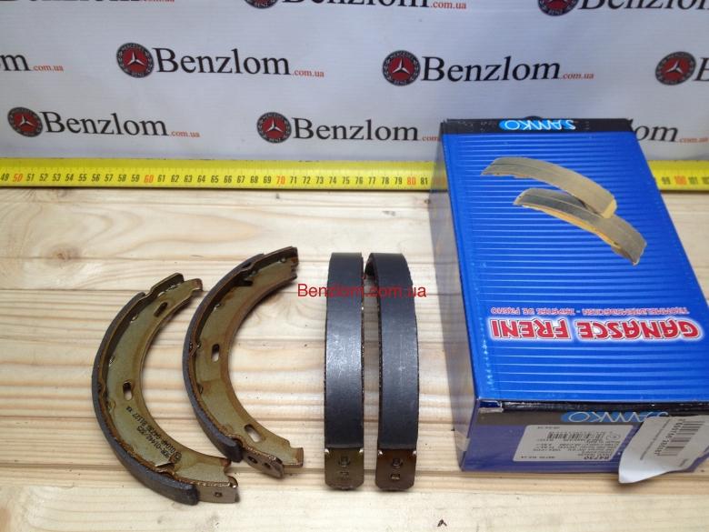 Колодки ручника Samko 84730 MERCEDES W124/W190/W210/W202/W208