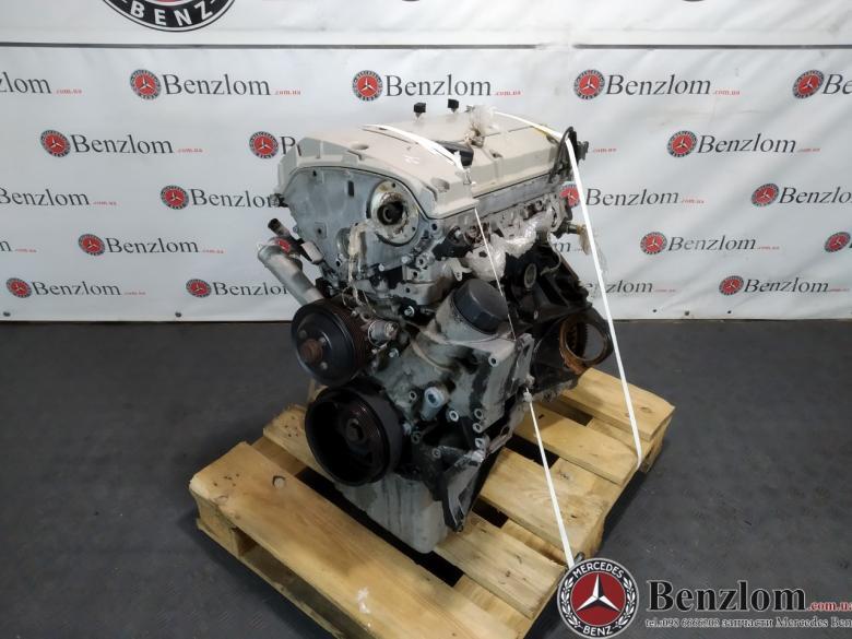 Двигатель 1.8і C180 M111.921 ,пробіг 140тис.км W202\71