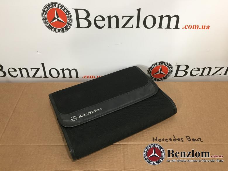Cумка для документов,сервисная книжка для Mercedes W202