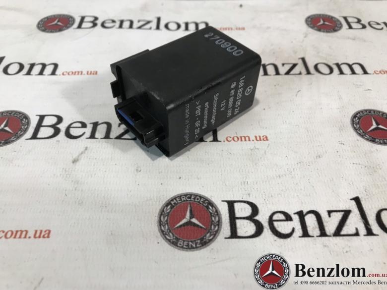 Блок управления (Распознание установки сиденья) MERCEDES W168