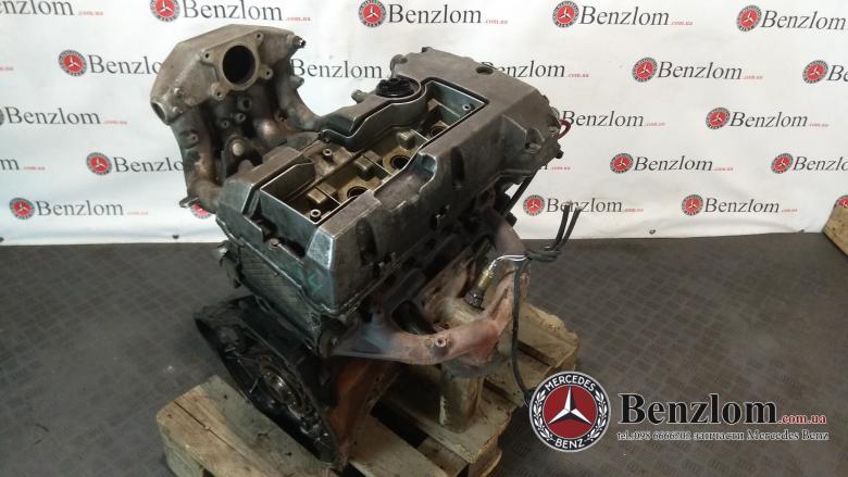Двигатель 2.2і М111 961 для Mercedes W202\53