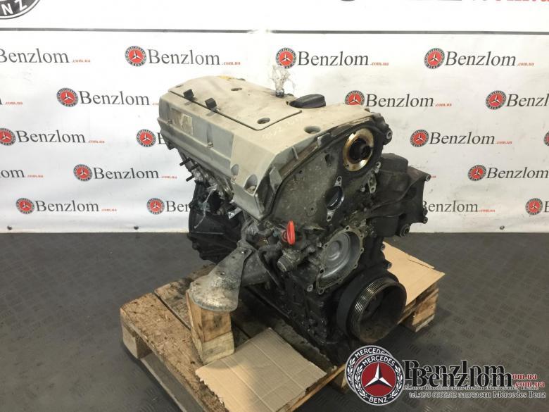 Двигатель 1.8і с180  M111.921 ,пробіг 320тис.км MERCEDES W202 111921