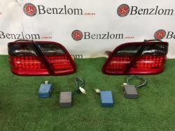 Фонари (фары) задние Led комплект для Mercedes W208/7