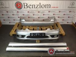 Бампера и пороги,комплект обвеса AMG Mercedes C-Class W203\9