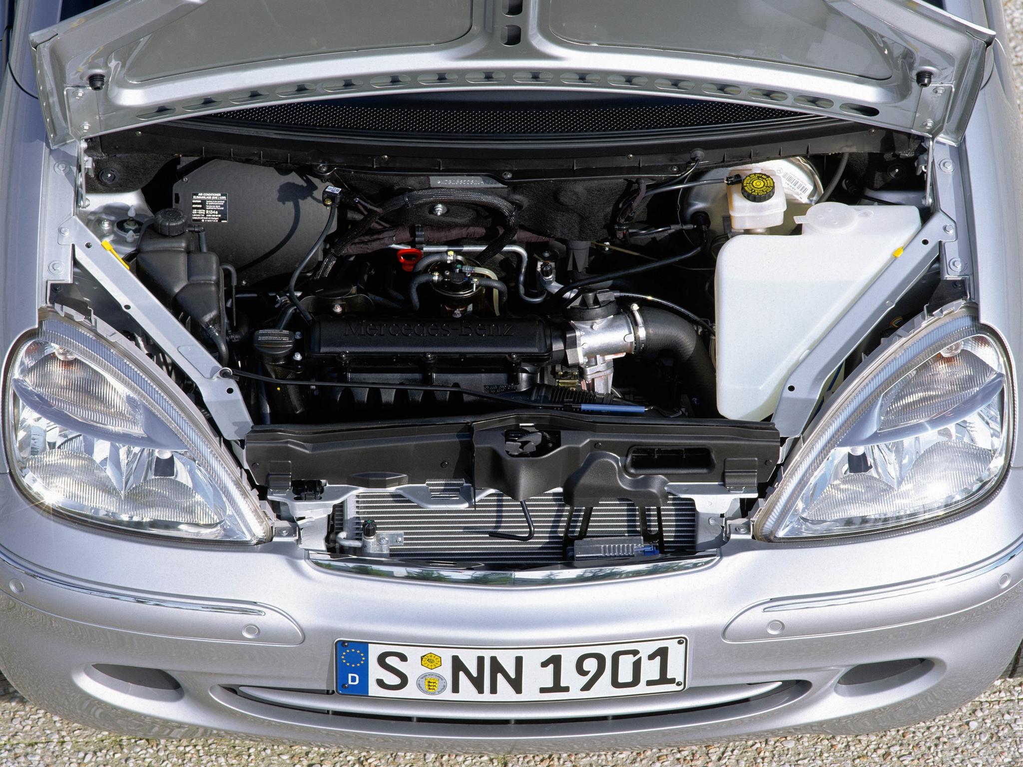 Двигатель,системы и компоненты W168